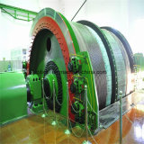 炭鉱の使用単一ロープの巻上げ鉱山の起重機