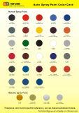Aerosol-Selbstspray-Lack-Farben-Karte