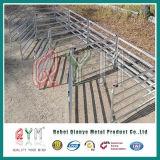 Tuyaux en acier galvanisé Horse Fence/ Panneau de clôture de champ/ Clôture de l'animal