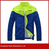 China Fornecedor impermeável jaqueta com capuz masculino (J211)