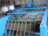 Découpage de sac tissé par pp et machine à coudre (SCD-1200*800)