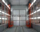 Automotivo profissional mesa de elevação de 3 eixos para sala de Pulverização