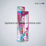 Caja del empaquetado plástico con los colores completos de ropa de hombre