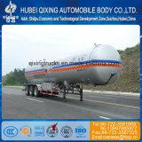 De Aanhangwagen die van de vrachtwagen LPG die van 59.73cbm laadt Materiaal Q370r gebruiken