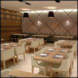 Los Muebles de Madera del Restaurante Silla de Tabla de Cena del Hotel (SP-CS105)