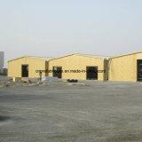 Estructuras prefabricadas para la fábrica Industrial