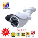 Sony 1000tvl 24 LED IR IR-cut étanche extérieur de la sécurité de la caméra de surveillance par caméra de vidéosurveillance Shiping Russie15Journée libre