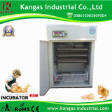 Incubateur utilisé automatique de volaille de 264 oeufs à vendre