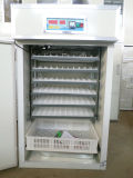 Incubateur automatique approuvé d'oeufs de poulet de la CE de prix de gros avec 528 oeufs
