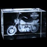 Motor cristalino 3D