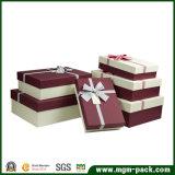 昇進のカスタム長方形のペーパーギフト用の箱