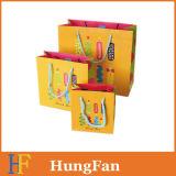 Herstellungs-kundenspezifischer Papierbeutel/Einkaufstasche/Geschenk-Beutel/Handbeutel