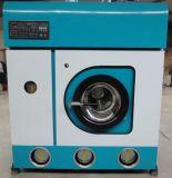 Машина химической чистки относящого к окружающей среде сухого моющего машинаы/машины сушильщиков утюживя