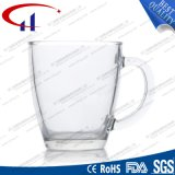 350ml comerciano la tazza all'ingrosso di birra di vetro di buona qualità (CHM8055)