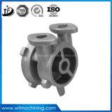 прецизионное литье для литых деталей клапана управления углеродистая сталь