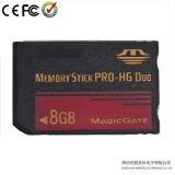 Kaart van Memory Stick PRO Duo van de Capaciteit van Hg 8GB de Volledige