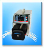 Pompa peristaltica d'erogazione intelligente dei canali Bt100f-1 8 per medico