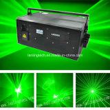 8W 40kpss Ilda DJ/Disco освещение анимации зеленый лазер