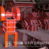 Triturador de maxila estável do desempenho de Yuhong com preço de disconto