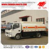 Am meisten benutzte 5250 Liter Kapazitäts-Brennstoffaufnahme-Tanker-LKW-