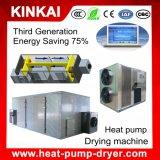 Secadora del alimento industrial del acero inoxidable con la circulación del aire caliente