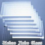 Windowsまたは建物ガラスのためのゆとりか青銅または灰色または緑または青またはフロートガラス