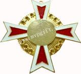Medalla de trofeo Bespoken Medallón de metal (M-mm18)