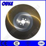 Het tin Met een laag bedekte Blad van de Cirkelzaag HSS voor Scherp Roestvrij staal