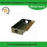Serviço preciso da fabricação de metal da folha de acordo com a exigência de cliente