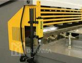 Hoja de metal de la máquina guillotina Shearing