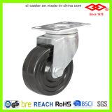 Schwenker-Schraube mit Bremsen-Fußrollen-Rad (L120-53B075X32S)