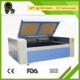 Machine de découpage de laser Ql-1390 avec de doubles têtes de laser
