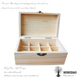 Коробка хранения инструментов Hongdao изготовленный на заказ деревянная с 2 слоями Wholesal_D