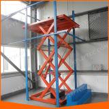 mini table élévatrice hydraulique des ciseaux 1000kg