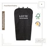 Customized PP Non-Woven Garment Follows Cover Bag