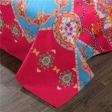 De goedkope Reactieve Reeks van de Dekking van het Dekbed van de Polyester van de Stijl Mandala van Af:drukken Boheemse