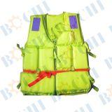 Colete salva-vidas Multicolor inflável adulto do trabalho marinho