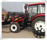 De Tractoren van de Reeks 4WD 120HP van Huaxia voor Verkoop