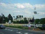 turbina guidata vento di 300W Maglev per il sistema di illuminazione stradale (200W-5kw)