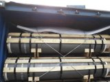Elétrodo de grafita (perfil oval de alumínio da câmara de ar)