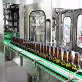 Usine de remplissage automatique de la bouteille en verre pour la bière et de boire