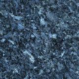 La piedra azul de la perla natural del granito para los Azulejos, Vanit Top, pavimentación