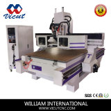 Holzbearbeitung-Servobewegungsatc CNC-Fräsmaschine 1530