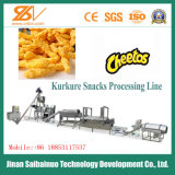 Maquinaria automática cheia padrão da produção de Cheetos dos petiscos do milho do Ce