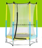 Порошок покрывая миниый Trampoline с сетями безопасности для малышей