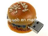 Flash del USB dell'hamburger (HXQ-F013)