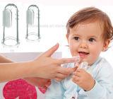2015 حارّة [إك-فريندلي] سليكوون طفلة إصبع فرشاة