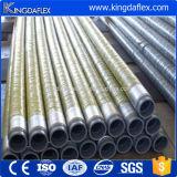 Tubo flessibile di gomma ad alta pressione di rinforzo dell'intonaco intrecciato tessuto (40bar)