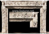 La Francia Deisgn Firepalce di marmo (MSDF-003)