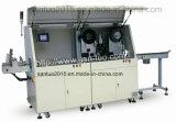 Máquina de la impresión y de etiquetado del HP de la tarjeta del rasguño
